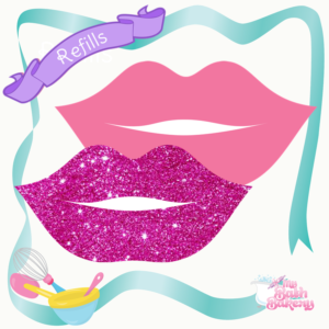 Lip Gloss & Scrub Refills